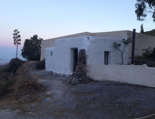 Sanierung Hügelhaus (Alter Hühnerstall)